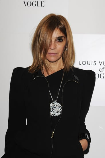 Carine Roitfeld Denies Vogue Takeover Rumors