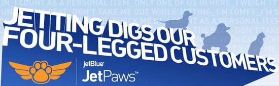 The Scoop: JetBlue Unveils JetPaws Program