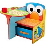 Delta Children Sesame Street Chair Desk With Storage Bin