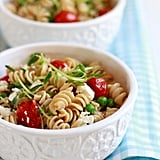 Whole Wheat Pasta Salad With Feta and Peas
