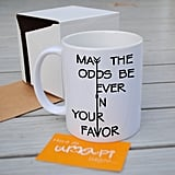 May the Odds Be Ever in Your Favor Mug ($12)
