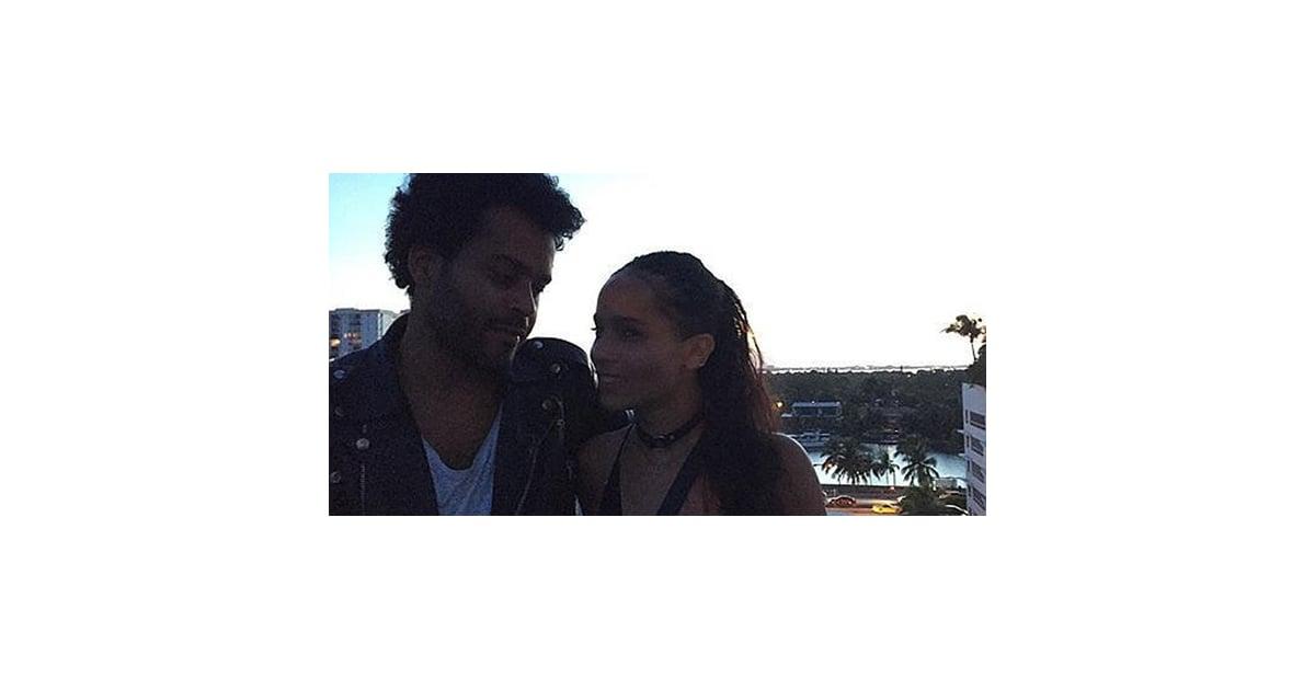 Zoe kravitz dating in Australia
