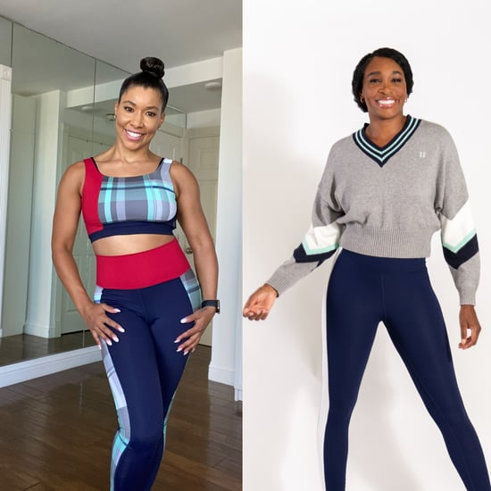 12-Minute Arm Workout With Jeanette Jenkins, Venus Williams