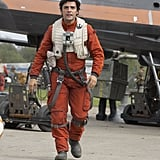 Poe Dameron From Star Wars: The Force Awakens