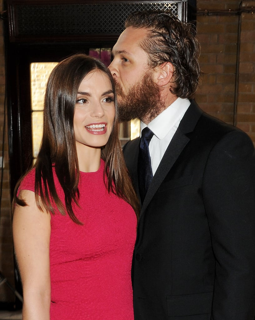 Tom Hardy and Charlotte Riley Pictures | POPSUGAR ...