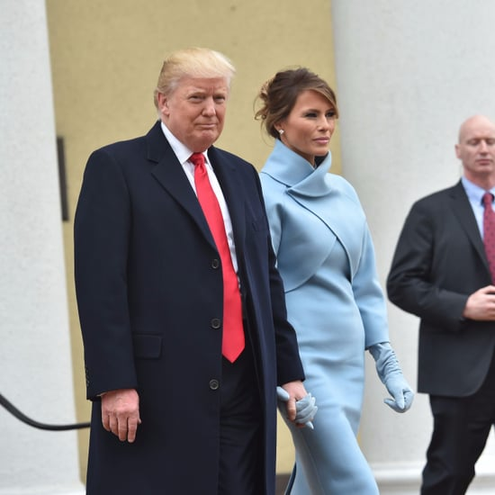 Melania Trump Inauguration Outfits