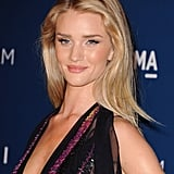 Our blowout never turns out quite as nice as Rosie Huntington-Whiteley's, but then again we don't have her bronze glow and full pout, either.