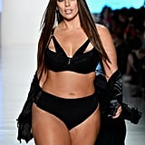 Ashley Graham Walked the Runway in Lingerie — and Absolutely F*ckin' Rocked It, Naturally