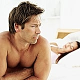 Men With Trouble in Bed Have Less Trouble Cheating
