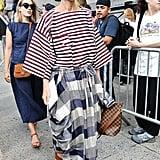 NYFW Street Style Day 8