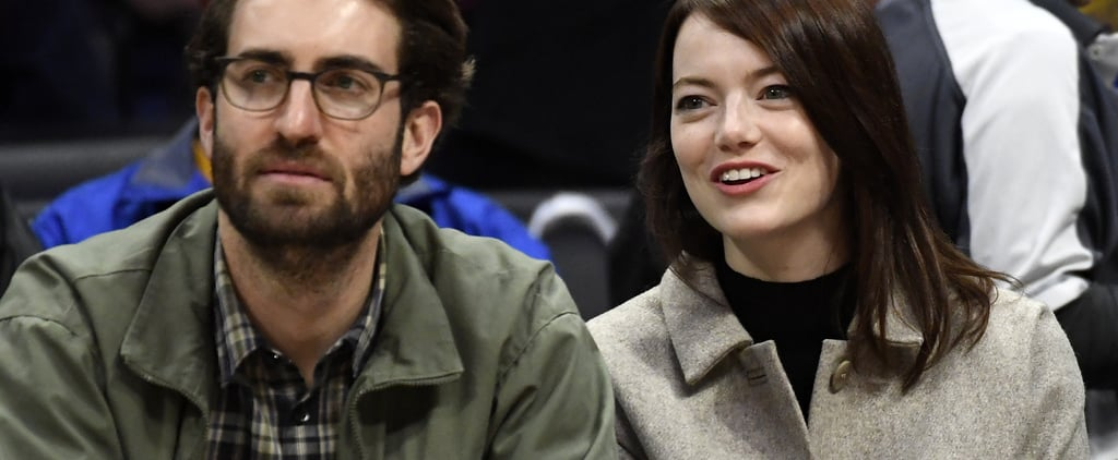 Emma Stone Marries Dave McCary
