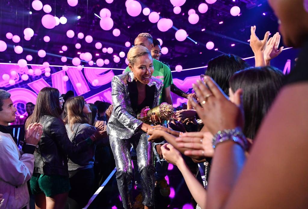 Jada Pinkett Smith at the 2019 MTV Movie and TV Awards