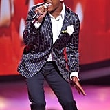 Joshua Ledet put on a fantastic performance.