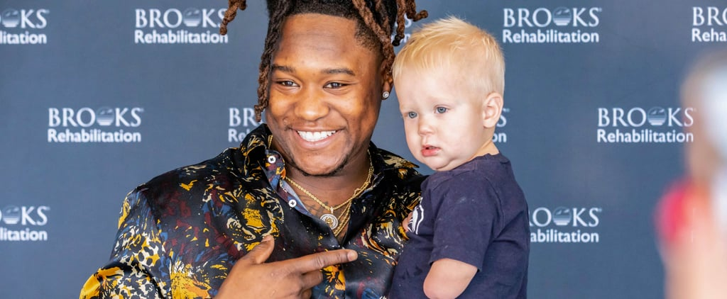 Shaquem Griffin Meets Fan With Limb Difference