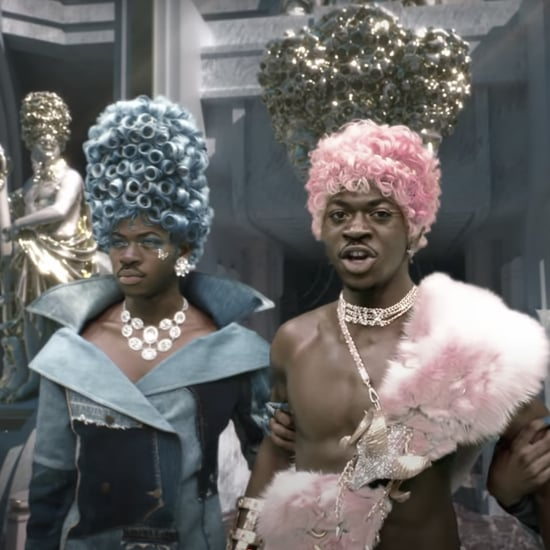 "Beauty Looks From Lil Nas X's ""Call Me by Your Name"" Video"