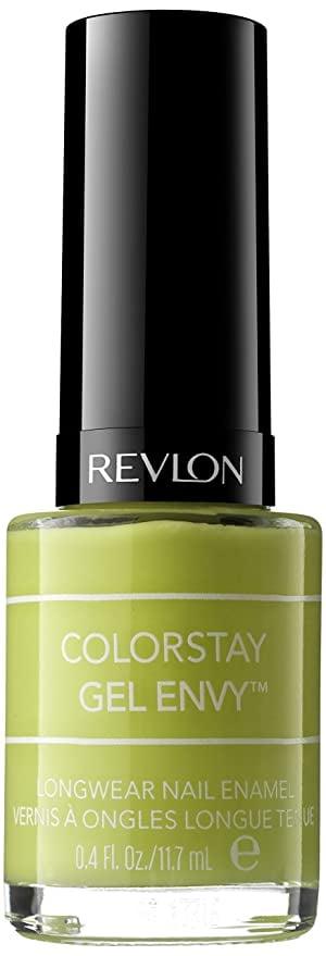 Revlon ColorStay Gel Envy Longwear Nail Polish, In The Money