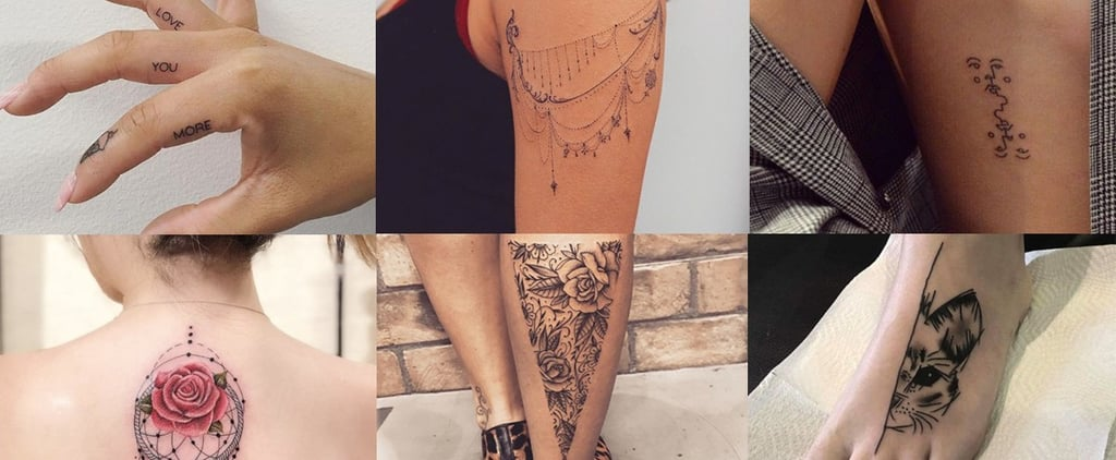 This Tattoo Pain Guide Will Help Determine Your Next Ink