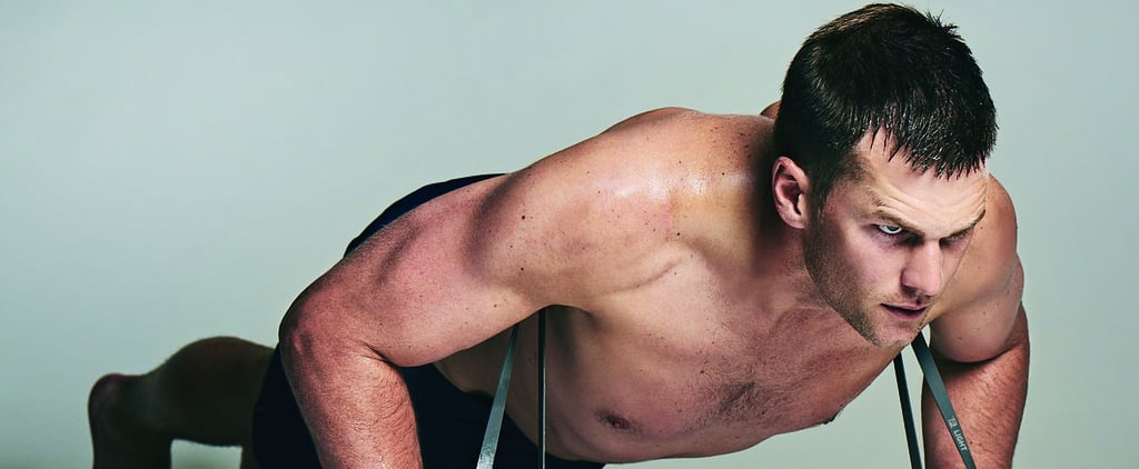 Tom Brady's 40-Minute Total-Body Workout