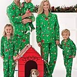 PajamaGram Charlie Brown Matching Pajamas