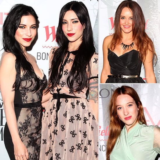 Australian Celebrities Hair and Makeup Looks at the Snow White Sydney Premiere