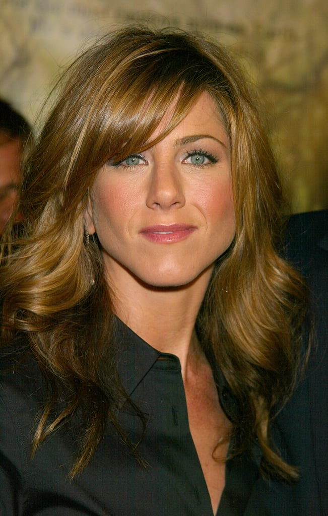 pictures of jennifer anistons hair popsugar beauty