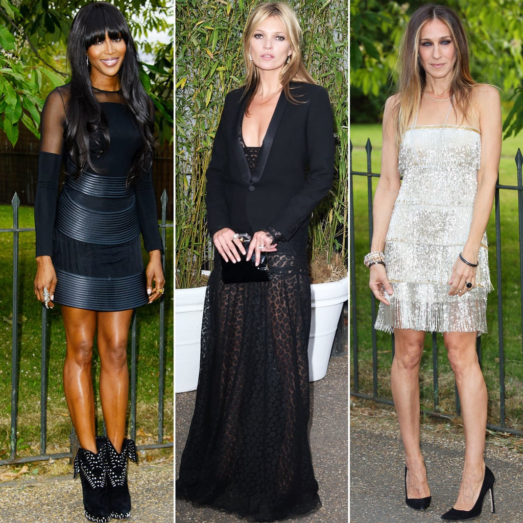 See All of the Outfits from the 2013 Serpentine Party