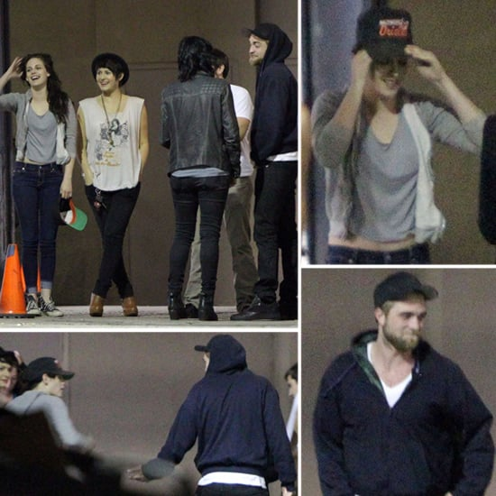 Robert Pattinson Kristen Stewart Pictures Katy Perry Shoot