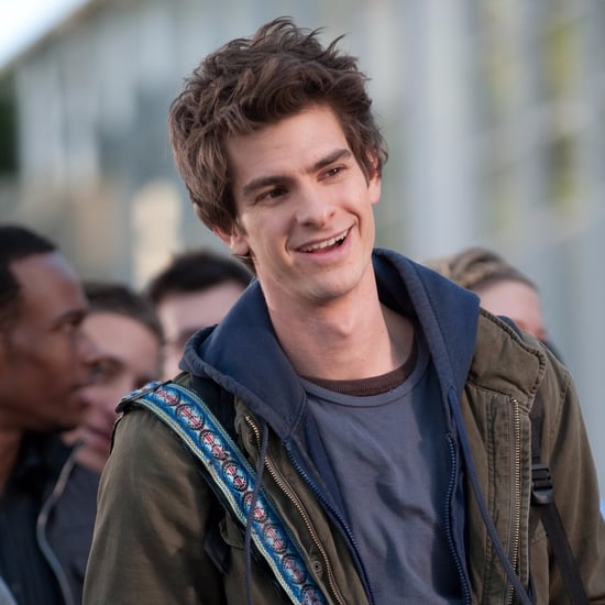 Andrew Garfield in Spider-Man GIFs