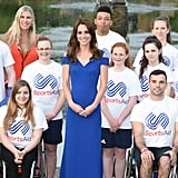 When Kate Met With Olympic Hopefuls