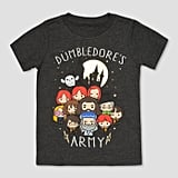 Toddler Harry Potter Dumbledore's Army Hogwarts Short Sleeve T-Shirt