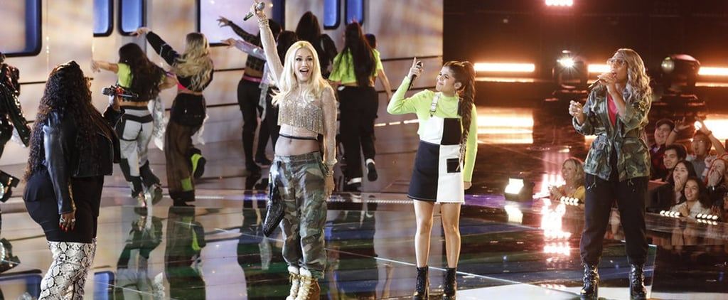 """Watch Gwen Stefani Sing Lizzo's """"Good as Hell"""" on The Voice"""