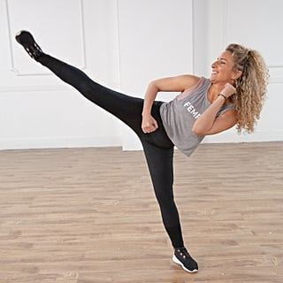 30-Minute At-Home Cardio Kickboxing Workout