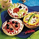 Create Pizza Bagels
