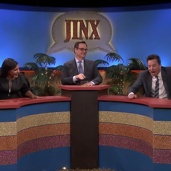 Jimmy Fallon Plays Jinx with Mindy Kaling and Andy Cohen