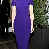 The spotlight was on Cate Blanchett at an intimate toast to the Oscars hosted by Cate and Roberta Armani.