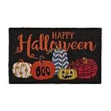 Happy Halloween Boo Doormat