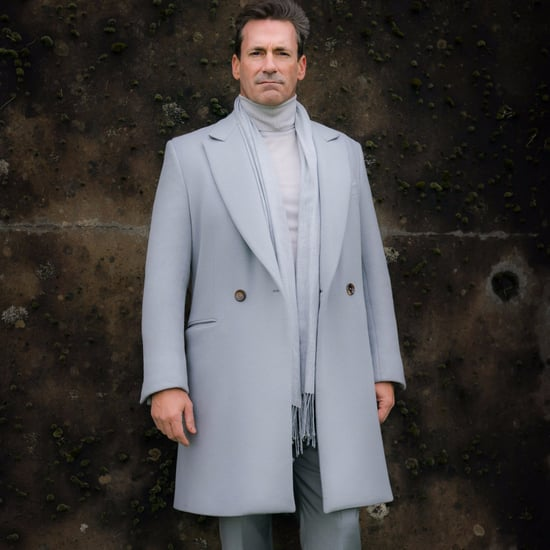 Jon Hamm as the Archangel Gabriel in Good Omens Photo