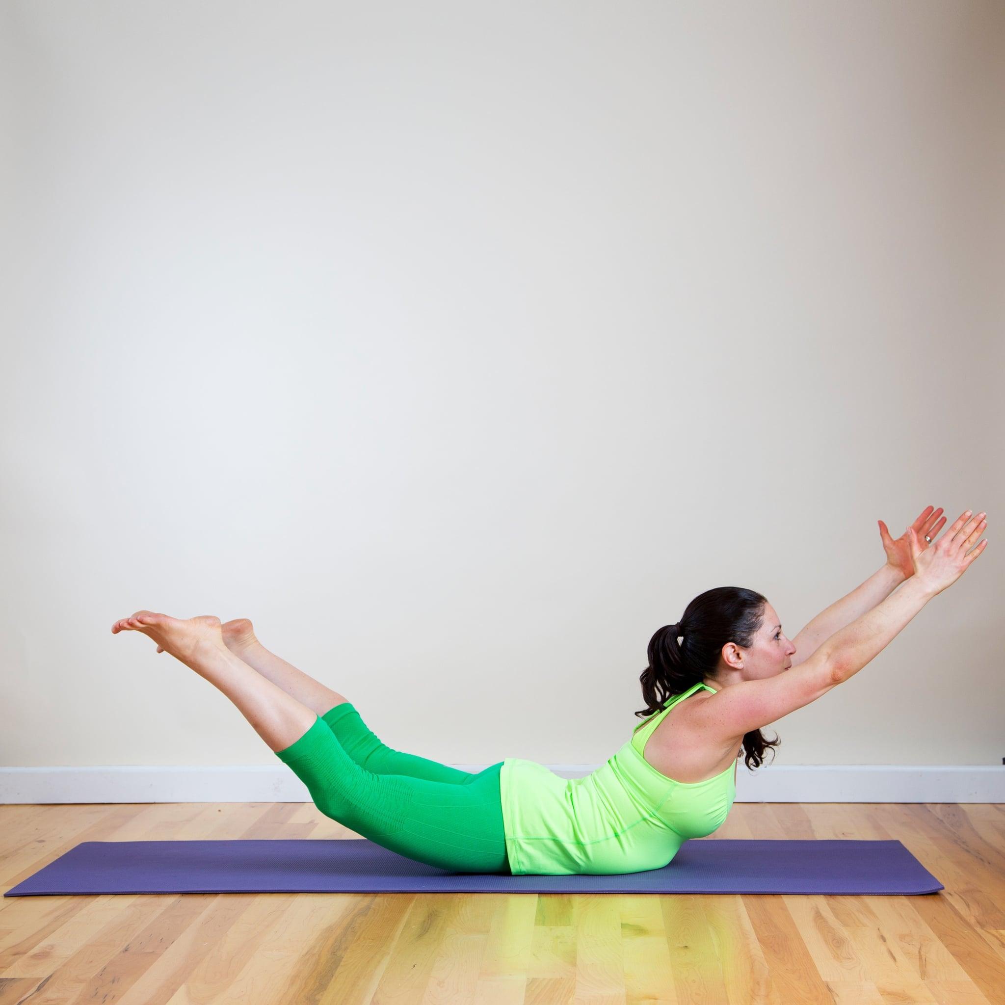 Yoga Poses to Relieve Gas  POPSUGAR Fitness
