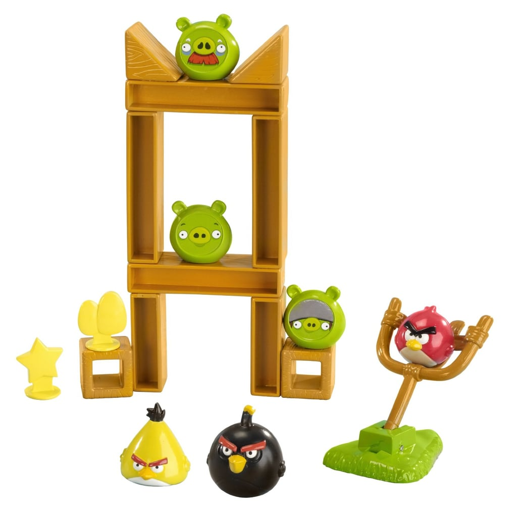 Will You Be Buying Angry Birds Toys?