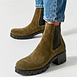 UO Cara Chunky Chelsea Boots