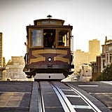 Take a Cable Car Ride in San Francisco