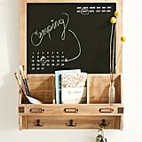 Reclaimed Wood Chalkboard ($49)