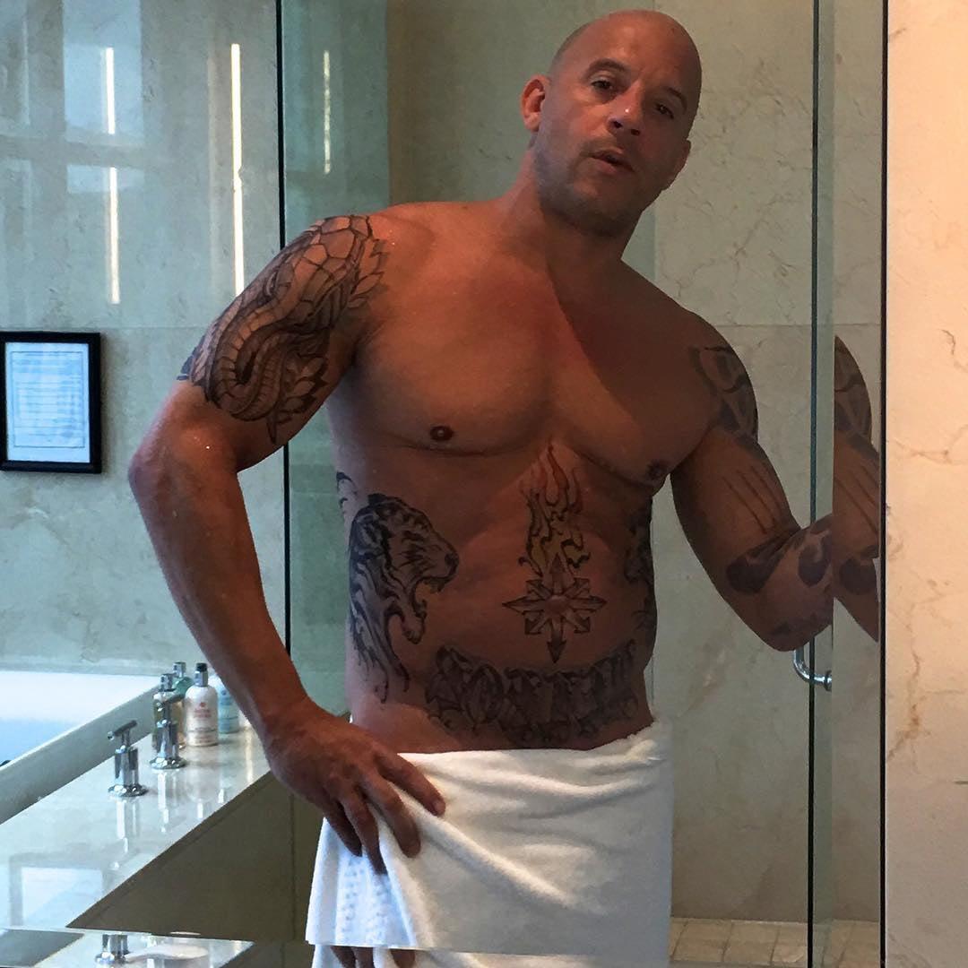 Instagram Vin Diesel nudes (93 photo), Topless, Leaked, Twitter, cameltoe 2017