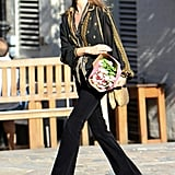 31. She Bucks Trends to Suit Her Style