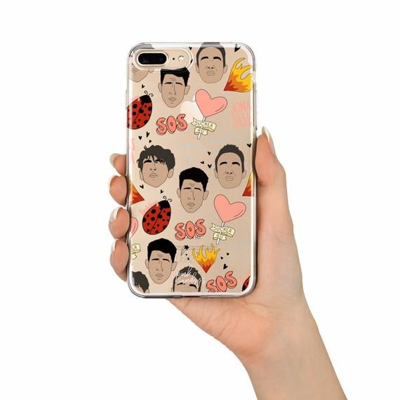 Jonas Brothers iPhone Case