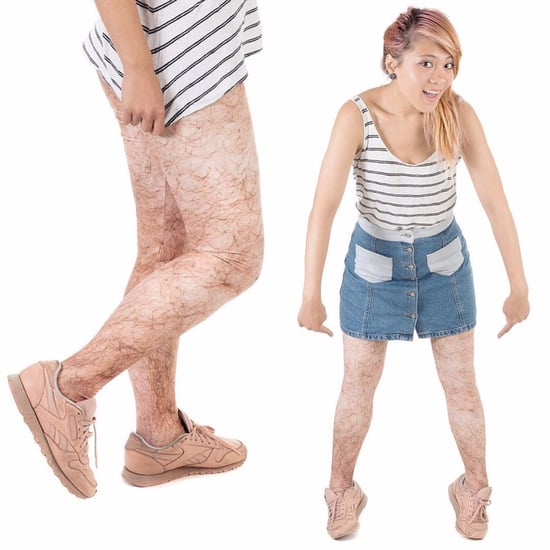 Contrado Hairy Leggings