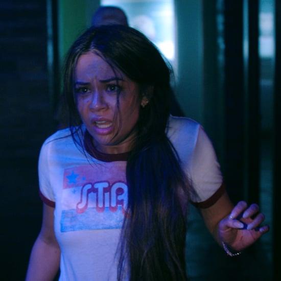 Janel Parrish Interview About Trespassers Movie July 2019