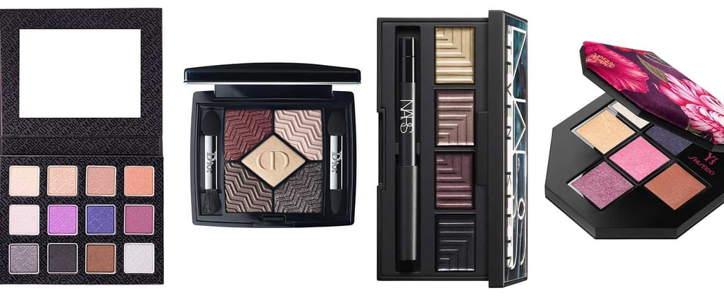 The Best Eyeshadow Makeup Palettes 2015