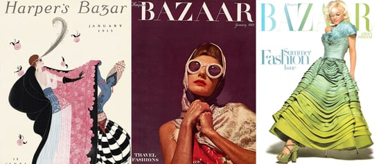 Happy 140th Birthday, Bazaar!