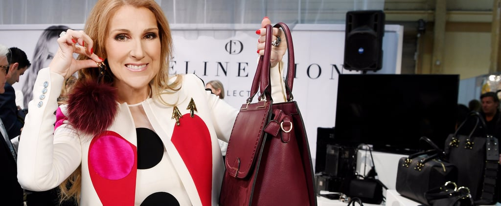 Celine Dion's Debut Handbags Will Be For Sale at Nordstrom